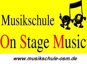 Infos zu Musikschule On Stage Music